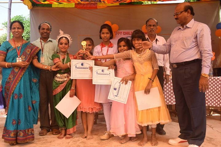Guidance English Medium School-Felicitation