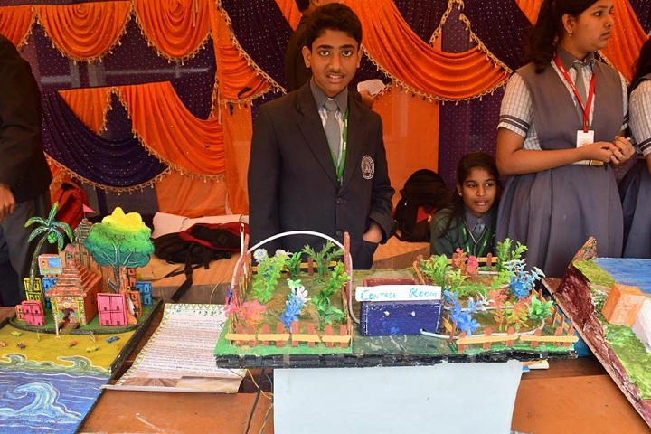 Guidance English Medium School-Science exhibition