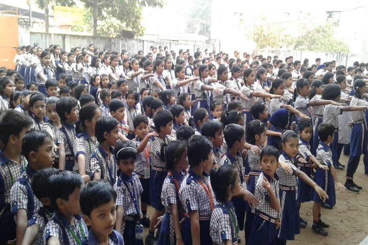 Guru Nanak Public School-Assembly