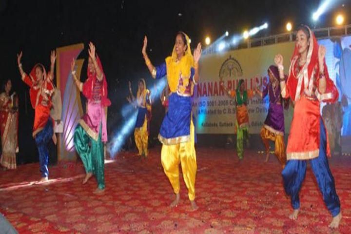 Guru Nanak Public School-Dance