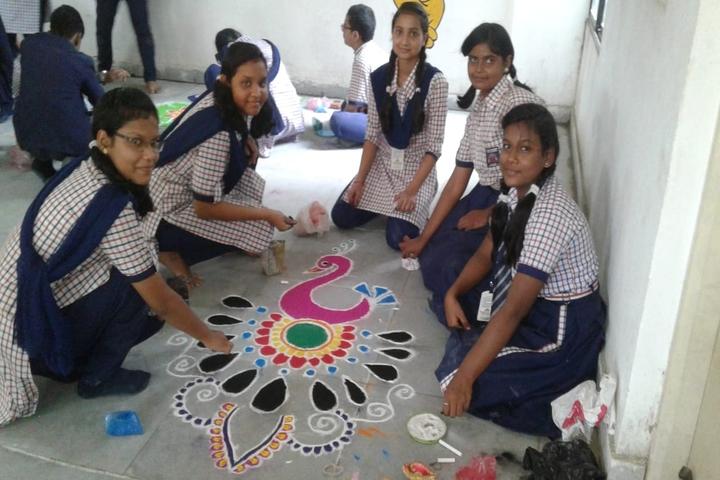 Guru Nanak Public School-Diwali Celebrations