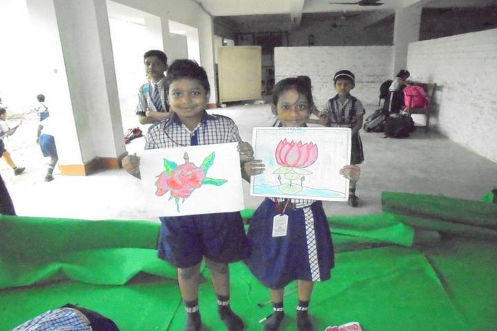 Guru Nanak Public School-Drawing