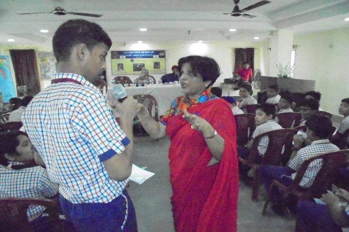 Guru Nanak Public School-Seminar