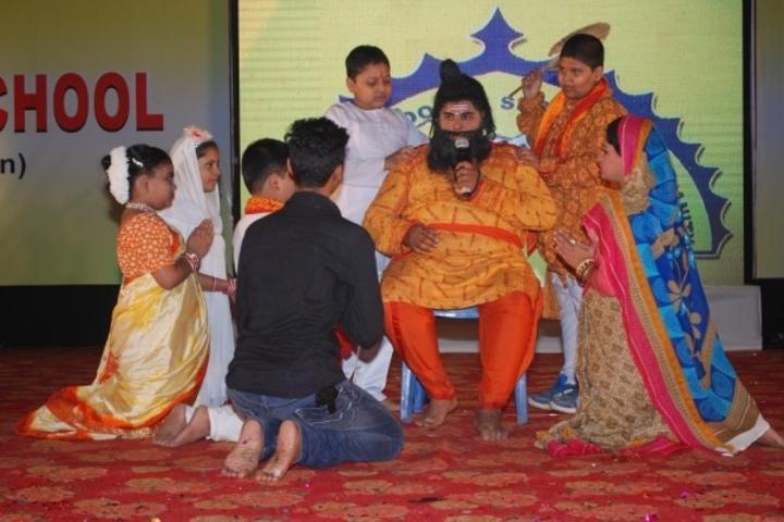 Guru Nanak Public School-Skit