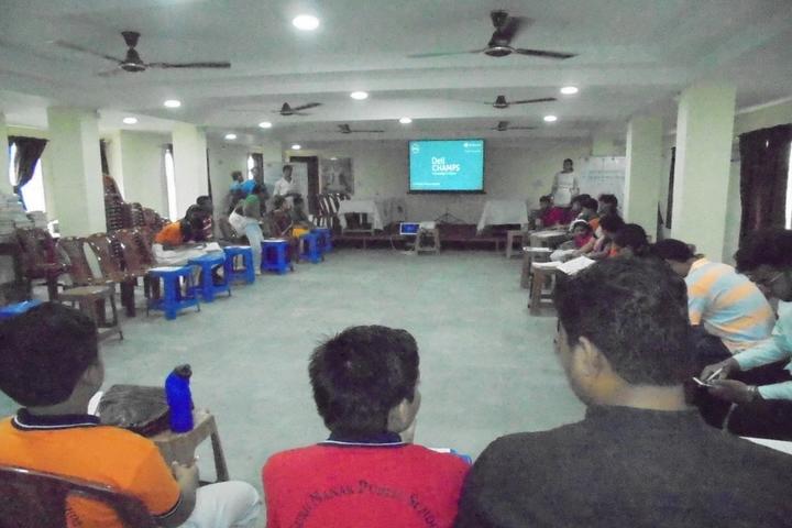 Guru Nanak Public School-Smart Class