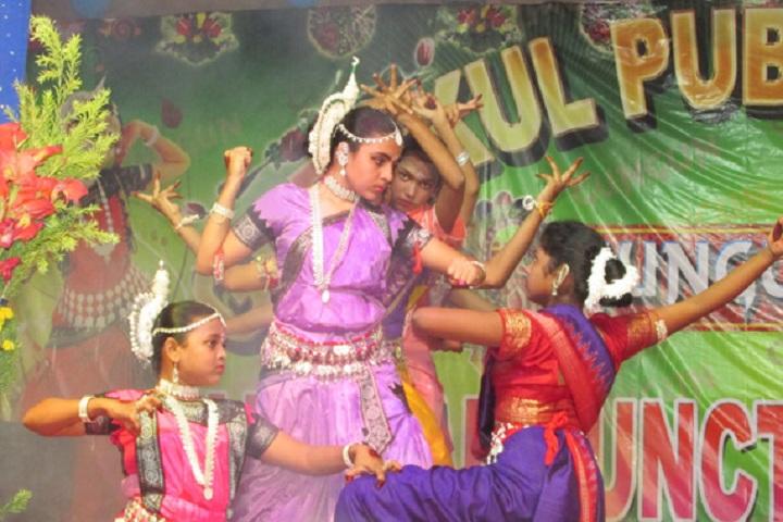 Gurukul Public School-Annual Day