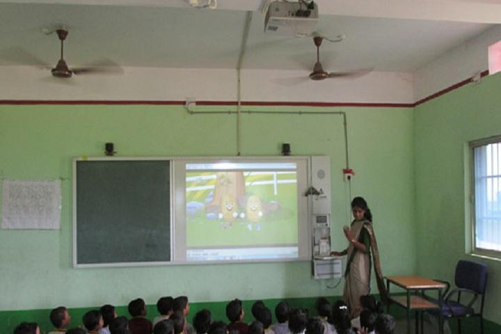 Gurukul Public School-Classroom