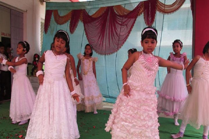 Gurukul Public School-Dance Competition