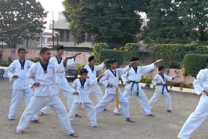Gurukul Public School-Karate