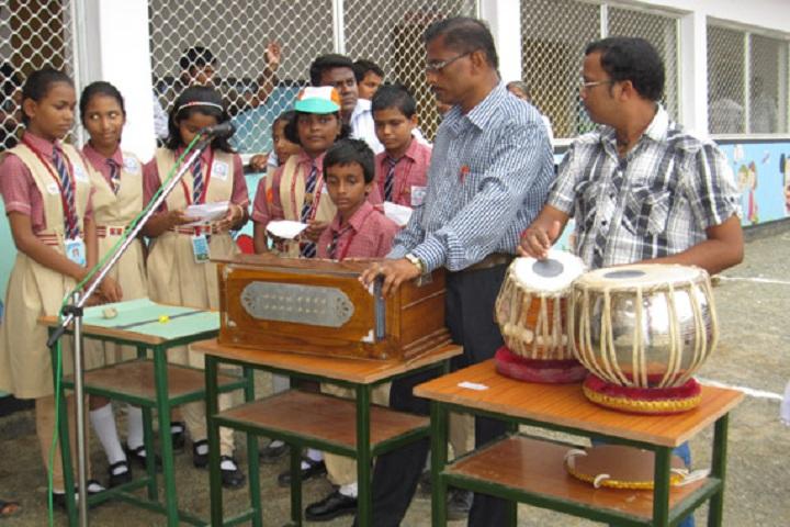 Gurukul Public School-Literary Activity
