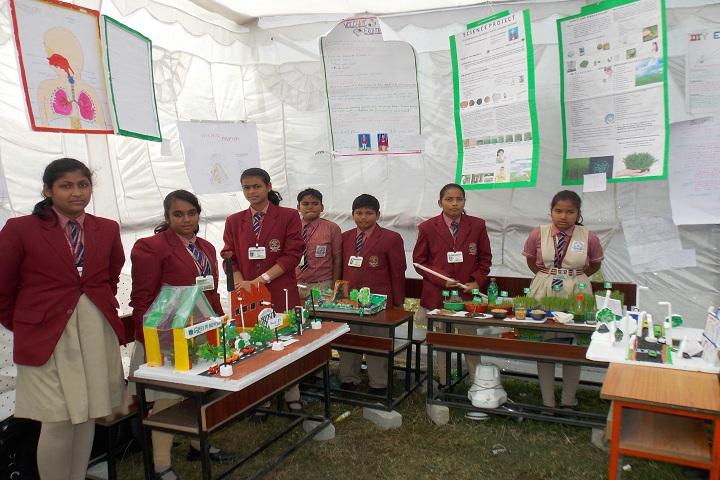 Gurukul Public School-Science Exhibition