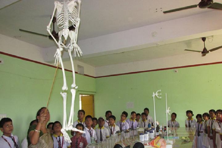 Gurukul Public School-Science Lab