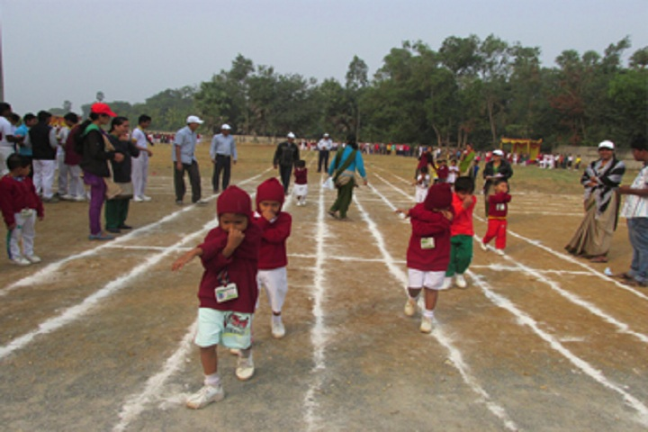 Gurukul Public School-Sports Day