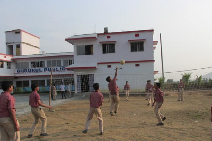 Gurukul Public School-Sports