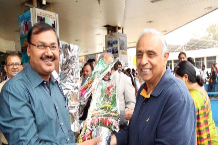 Dr  G L Dutta Dav Public School-Guest