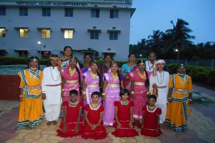 Hariharananda Balashram-Dance Competation