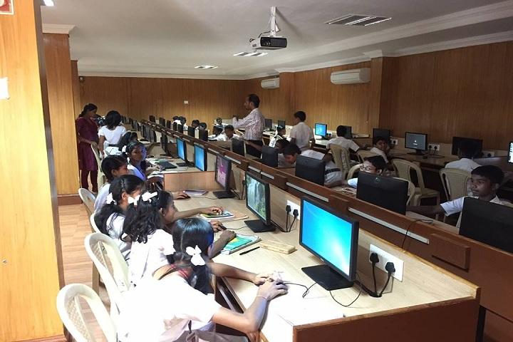Hariharananda Balashram-IT Lab