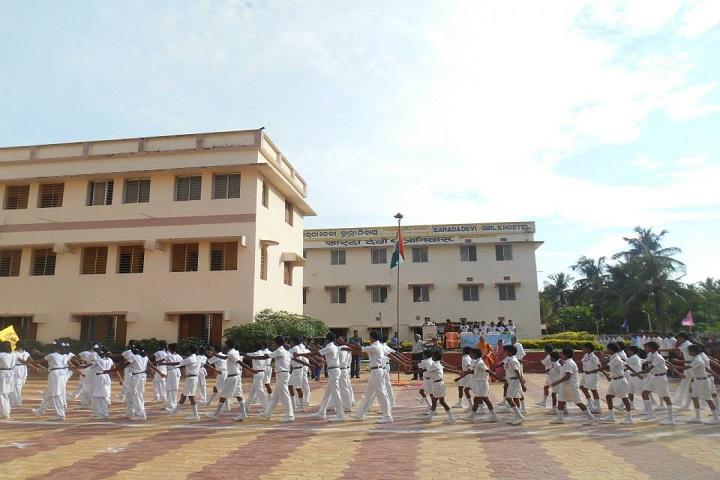 Hariharananda Balashram-Independance Day