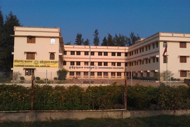 Hariharananda Balashram-School Building