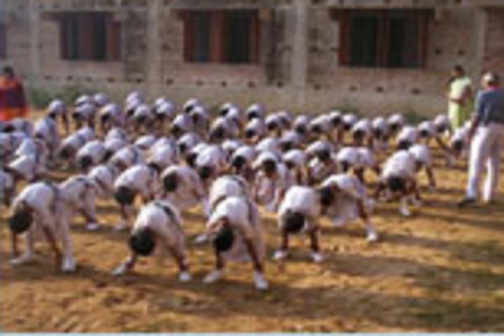 Hariharananda Balashram-Yoga Class