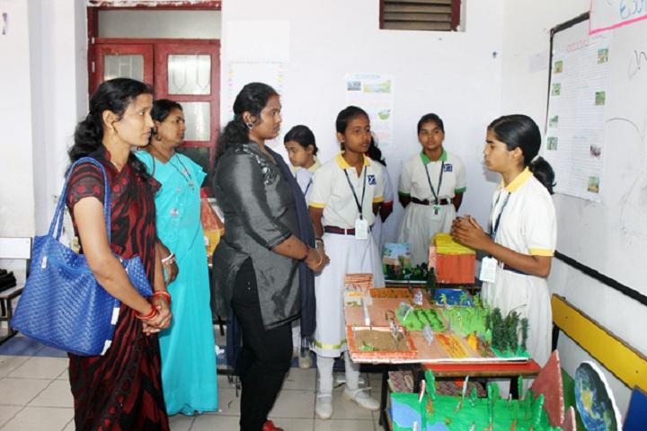 Hi Tech Public School-Science Exhibition