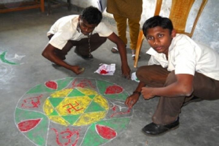 Holy Angel Convent School-Cultural Activity