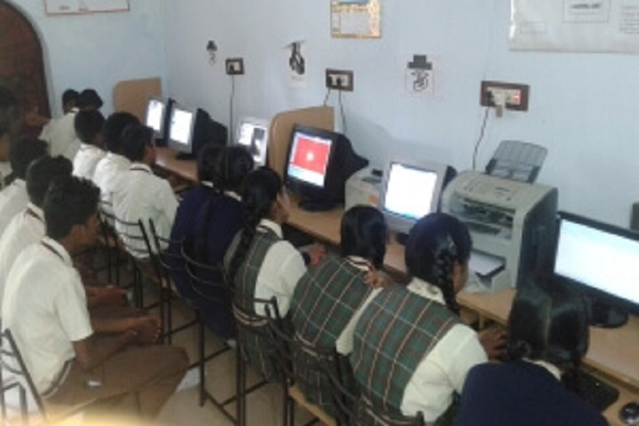 Holy Angel Convent School-IT Lab