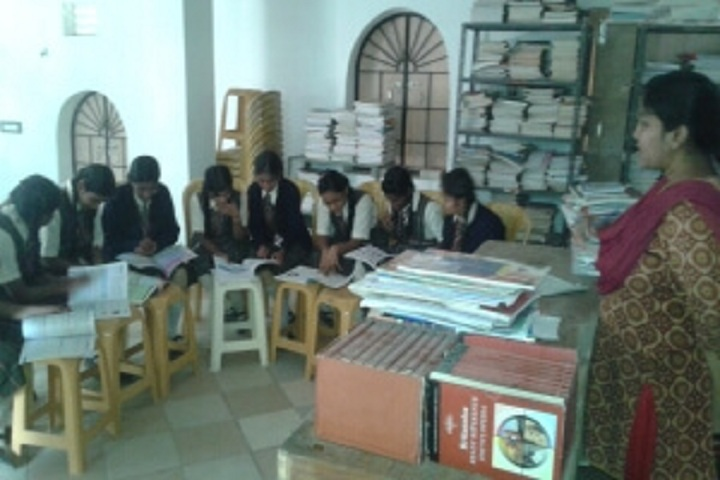 Holy Angel Convent School-Library