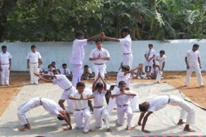 Holy Angel Convent School-Sports