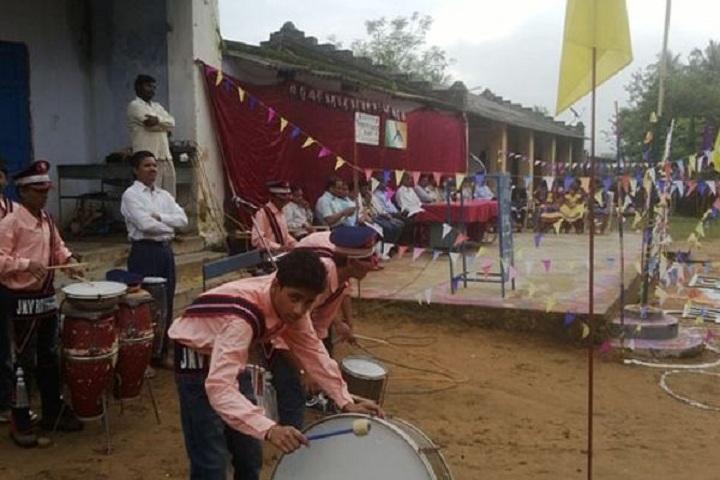 Jawahar Navodaya Vidyalaya-Indepandence Day Celebration