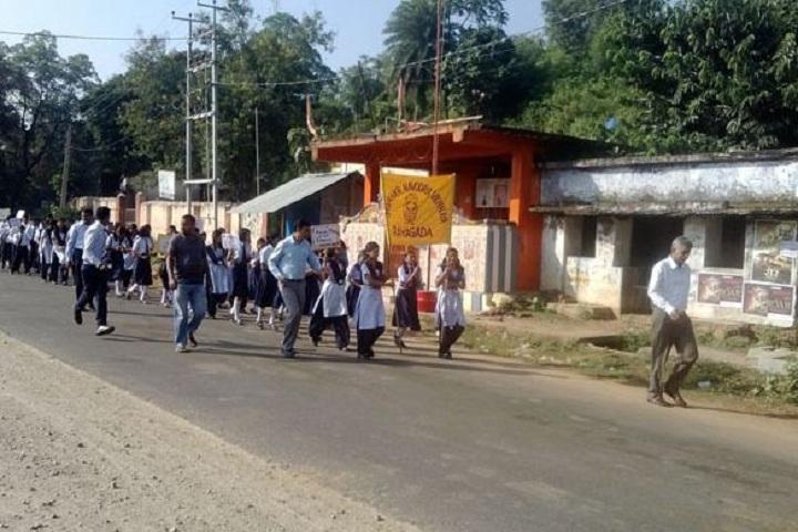 Jawahar Navodaya Vidyalaya-Run for Unity