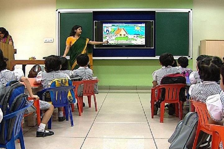 DVM Public School-Classroom