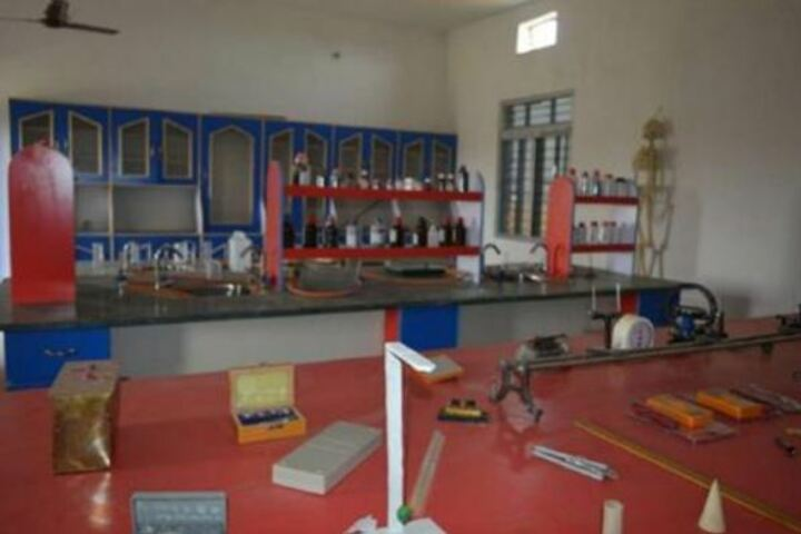 DVM Public School-Science Lab