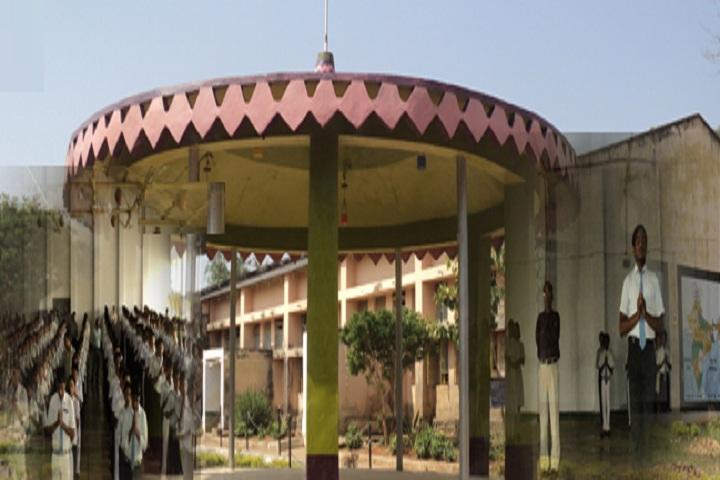 Jawahar Navodaya Vidyalaya-Morning Prayer Room