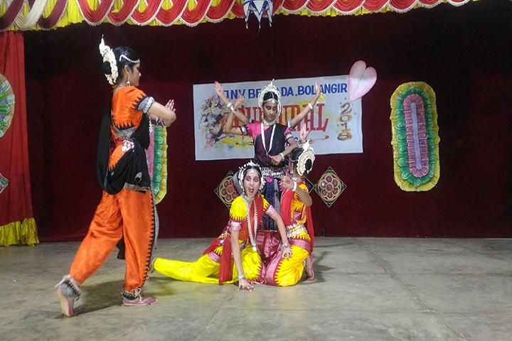 Jawahar Navodaya Vidyalaya-Dance Compatation