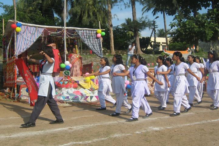 Jawahar Navodaya Vidyalaya-Indepandence Day