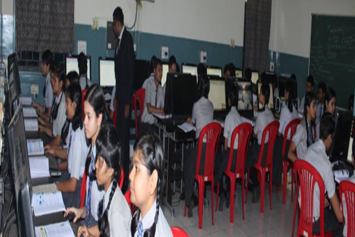 Jindal English Medium School-Computer Lab