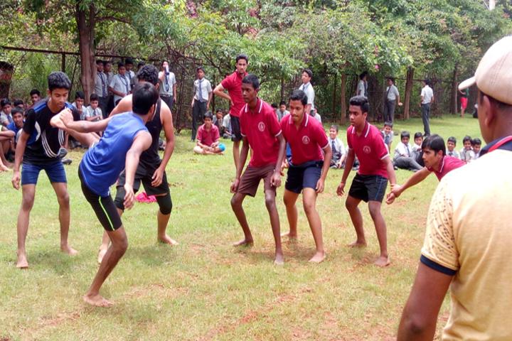 Jindal English Medium School-Kabadi