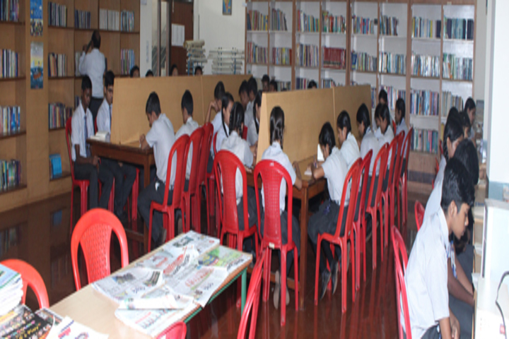 Jindal English Medium School-Library