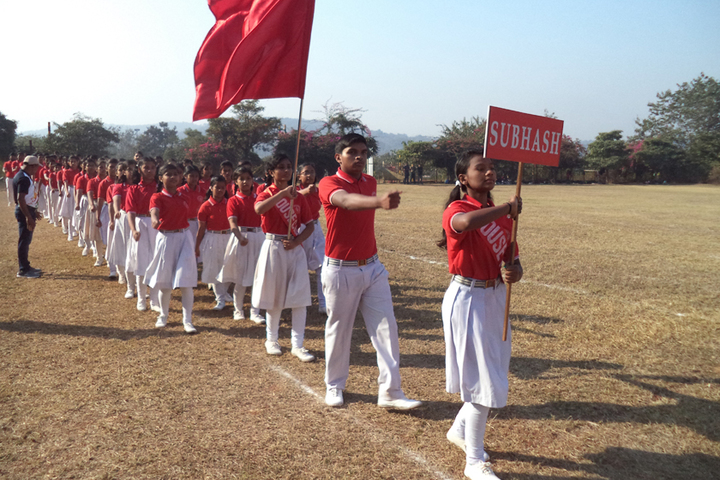 Jindal English Medium School-March Past