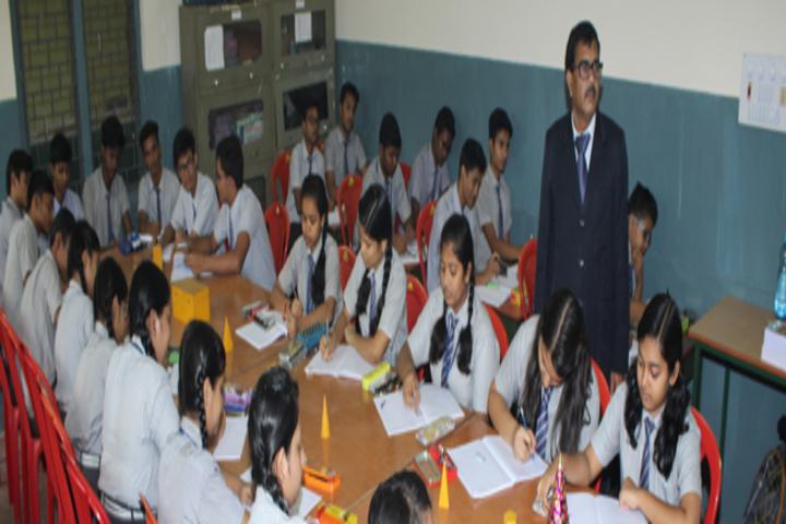 Jindal English Medium School-Maths Lab