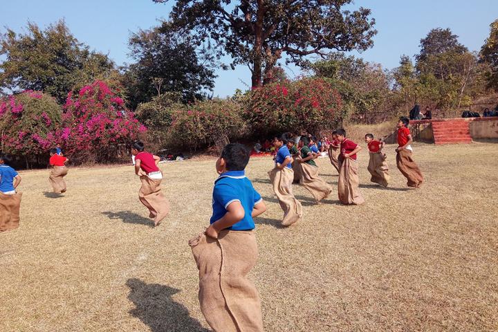 Jindal English Medium School-Sports
