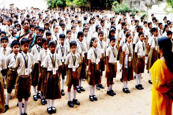Johari Mall High School-Assembly