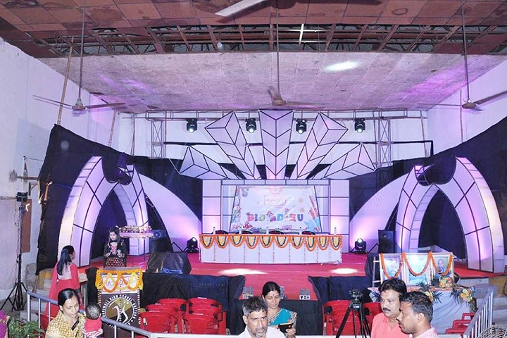 Johari Mall High School-Auditorium