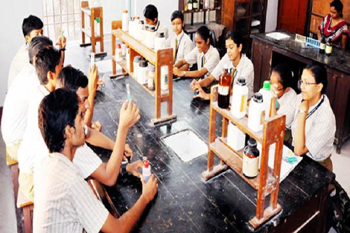 Johari Mall High School-Chemistry Lab