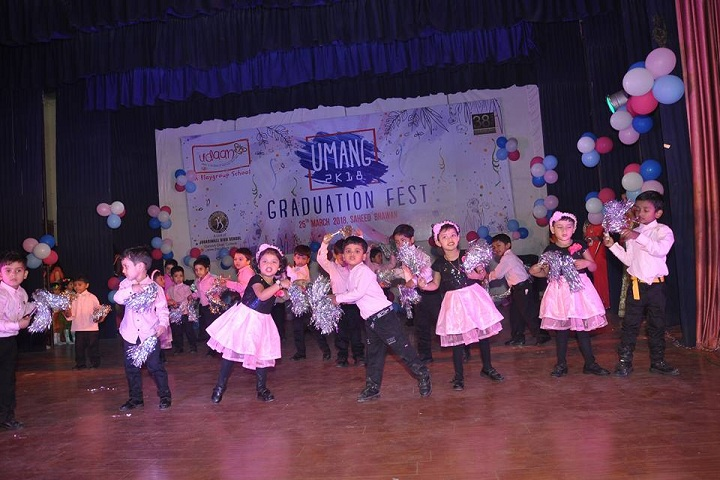 Johari Mall High School-Graduation Day