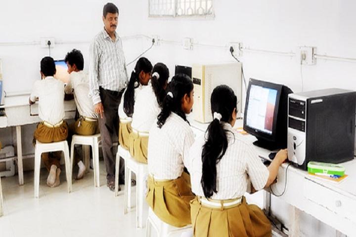 Johari Mall High School-IT Lab