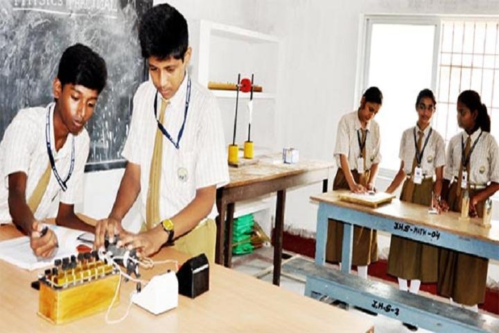 Johari Mall High School-Physics Lab