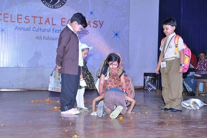 Johari Mall High School-Students Drama