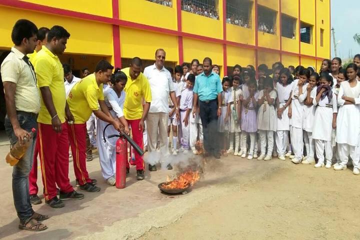 Kendrapara Public School-Fire Safety